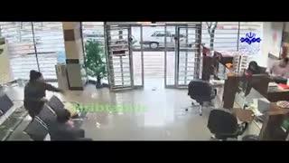 سرقت مسلحانه صبح دیروز از یک موسسه اعتباری در تبریز