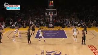 ✅ پاس رونالدینویی در بسکتبال NBA