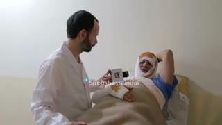 کلیپ طنز چهارشنبه سوری
