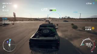 NFS Payback 2036p Ultra 60FPS