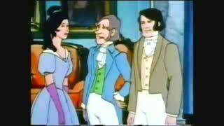 "کارتون خاطرهانگیز ""کُنت مونتکریستو"" (نسخه کامل)"