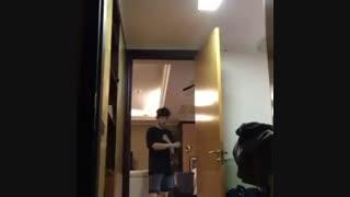 وقتی چانیول از در و دیوار کتک میخوره پارت 2 (لینک پارت اول تو توضیحات)