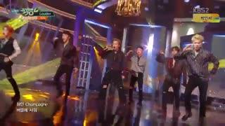 اجرای آهنگ Lotto از Exo