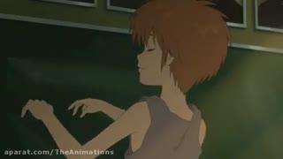 انیمیشن زیبای پیانوی جنگل.