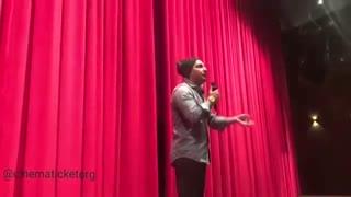 اعتراض نوید محمدزاده به نحوه اکران فیلم بدون تاریخ بدون امضا