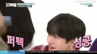 قسمت ۳۴۸ برنامه weekly idol با حضور پسرای  monsta x
