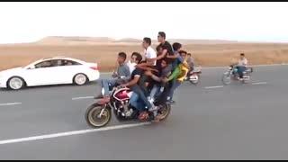 وقتی همه با هم می خوان از سفر برگردن ولی بلیت گیر نمیاد