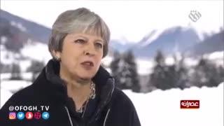 خط و نشان شدید نخست وزیر انگلیس برای تلگرام