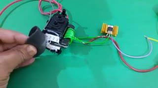 مدار الکترونیکی -های ولتاژ- با ماسفت