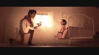 آهنگ  remember me از انیمیشن coco از هکتور برای کوکو