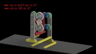 مکانیزم حرکت ربات