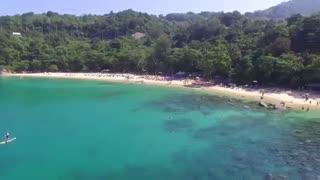 آرامش و لذت در ساحل لائم سینگ در تایلند