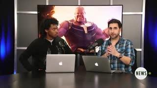 حذف داستان زندگی Thanos از Avengers: Infinity War