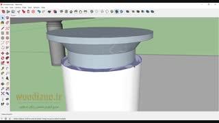 آموزش طراحی کابینت آشپزخانه- قسمت 1
