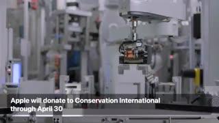 معرفی ربات بازیافت قطعات گوشی اپل