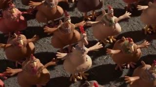 انیمیشن فرار مرغی دوبله جذاب پارسی