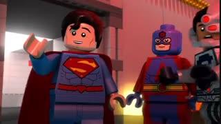 دانلود انیمیشن کمدی هیجانی ابرقهرمانان لگو:فلش 2018-دوبله فارسی-Lego DC Comics Super Heroes:The Flash 2018