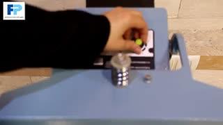 دستگاه دوخت پلاستیک حرارتی (پدالی)