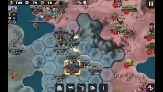 گیم پلی-محاصره لنینگراد(لطفاً تا آخر ببینین-گیمرا حتمآً تا آخر ببینین)یعنی من کنار دست هیتلر بودم جنگو برده بود! آره جون خودم-_-