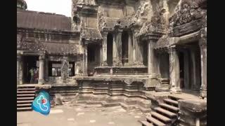 نماد پرچم کامبوج از کجا میآید!