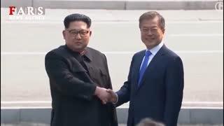 ورود رهبر کره شمالی به کره جنوبی پس از 68 سال!