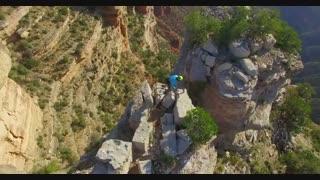 دوچرخه سواری کوهستانی هیجان انگیز و خطرناک