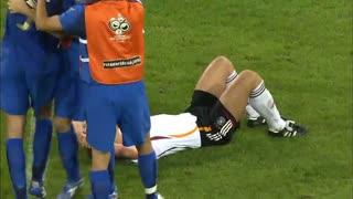 گل آلساندرو دل پیرو به آلمان در جام جهانی 2006
