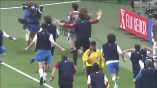 گل آلساندرو دل پیرو به مکزیک در جام جهانی 2002