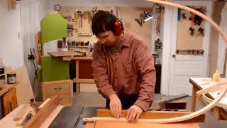 ساخت و ساز چوب