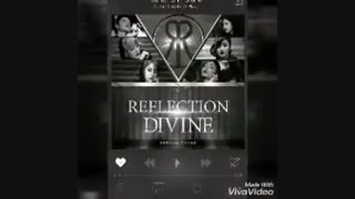 Reflection _divine cover