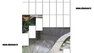 نازل های پرده پیوسته آب ساخت شرکت توسعه آذرخش صنعت آبتینwww.abonoor.ir 05158410698