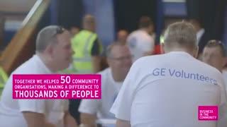 روز کار داوطلبانه ( Give & Gain Day) در کشور ولز