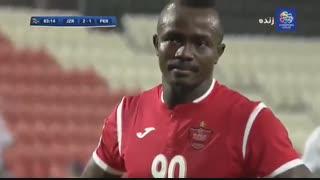 خلاصه بازی الجزیره 3 - 2 پرسپولیس