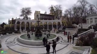 تایم لپسی زیبا از باکو