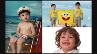 آتلیه کودک و عکاسی نوزاد نیکی