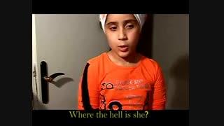 فیلم کوتاه ترانه مادری