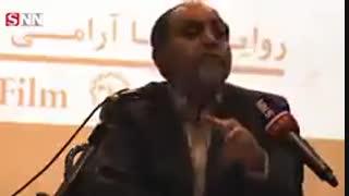 حرفهای رحیم پور در مورد حسن روحانی