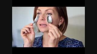 چگونه با استفاده از ماساژ، پف زیر چشم را کاهش دهیم؟
