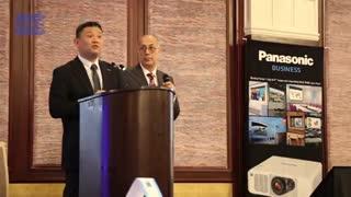 سمینار معرفی ویدئو پروژکتورهای سری RZ و MZ پاناسونیک