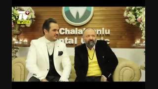 دورهمی باشکوه مشهورترین دندانپزشک ایران درشب رونمایی از بزرگترین کلینیک تهران باحضور ستارهای معروف سینما