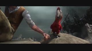 فیلم سینمایی انیمیشن  رابینسون کروسو   2017 Robinson Crusoe