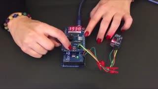 آموزش شیلد مولتی فانکشن آردوینو-بخش سوم ساعت با DS3231