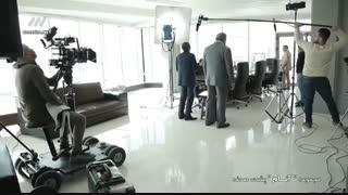 پشت صحنه سریال آنام - anam poshte sahne