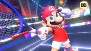 تریلر بازی Mario Tennis Aces