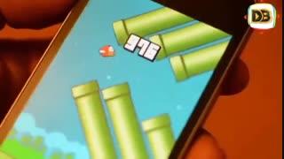 ترفندهای بازی Flappy Bird