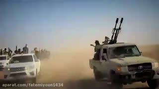 آخرین عملیات فاطمیون که منجر به اتمام سیطره داعش در دیرالزور سوریه شد