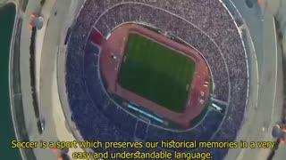 فوتبال علیه دشمن | روایت جذاب تاریخ معاصر فوتبال ایران
