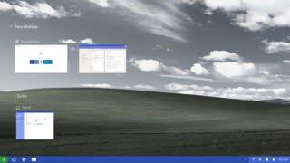 شهرسخت افزار: طرح مفهومی نسخه 2018 Windows XP