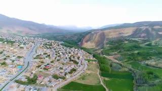 طبیعت زیباوفوق العاده شهرستان فارسان