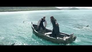 جلوه های ویژه سینمایی  Pirates of the Caribbean 5